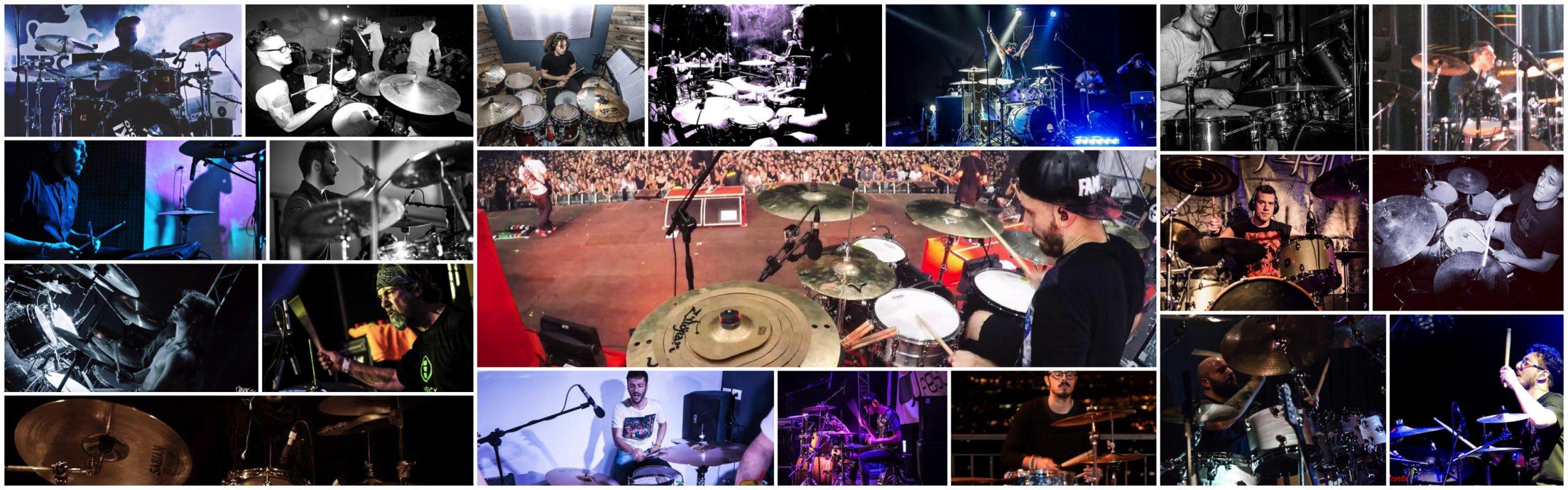 Allievi lanciati dalla Free Drumming Studio