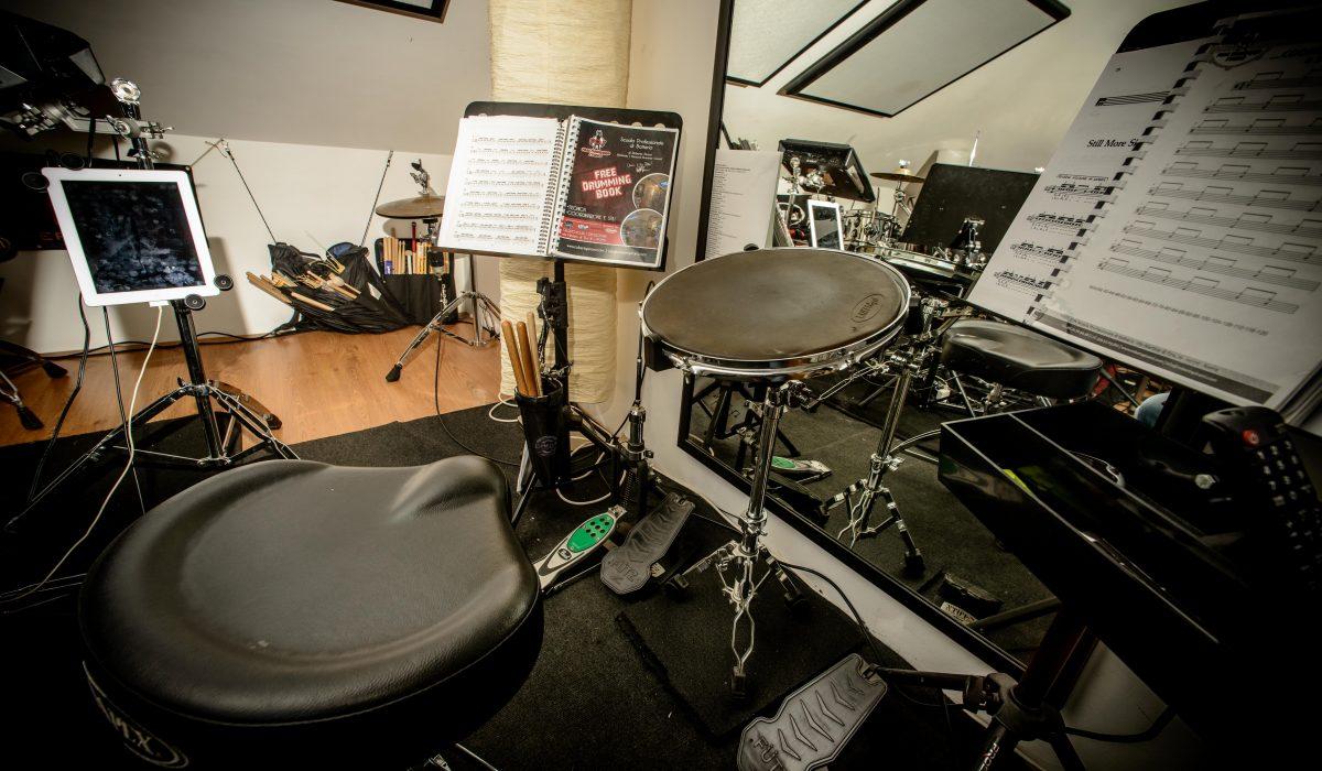 Scuola di Batteria Free Drumming Studio - Roma - Pigneto
