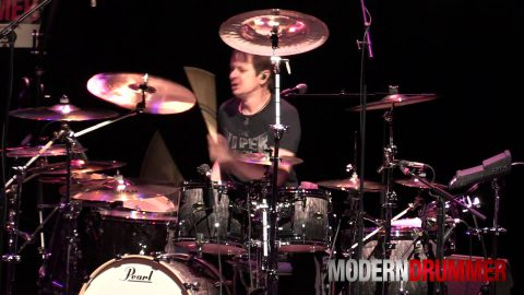 Ray Luzier, il batterista dei Korn dal 2008